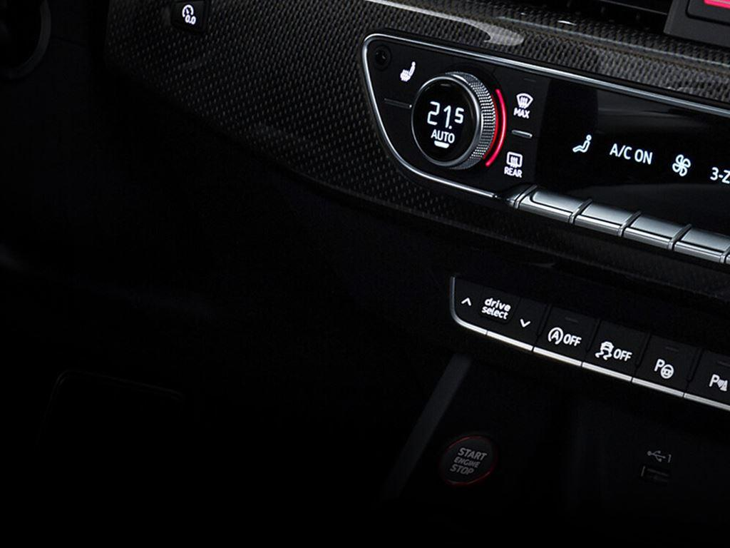 S5 Coupe climate control