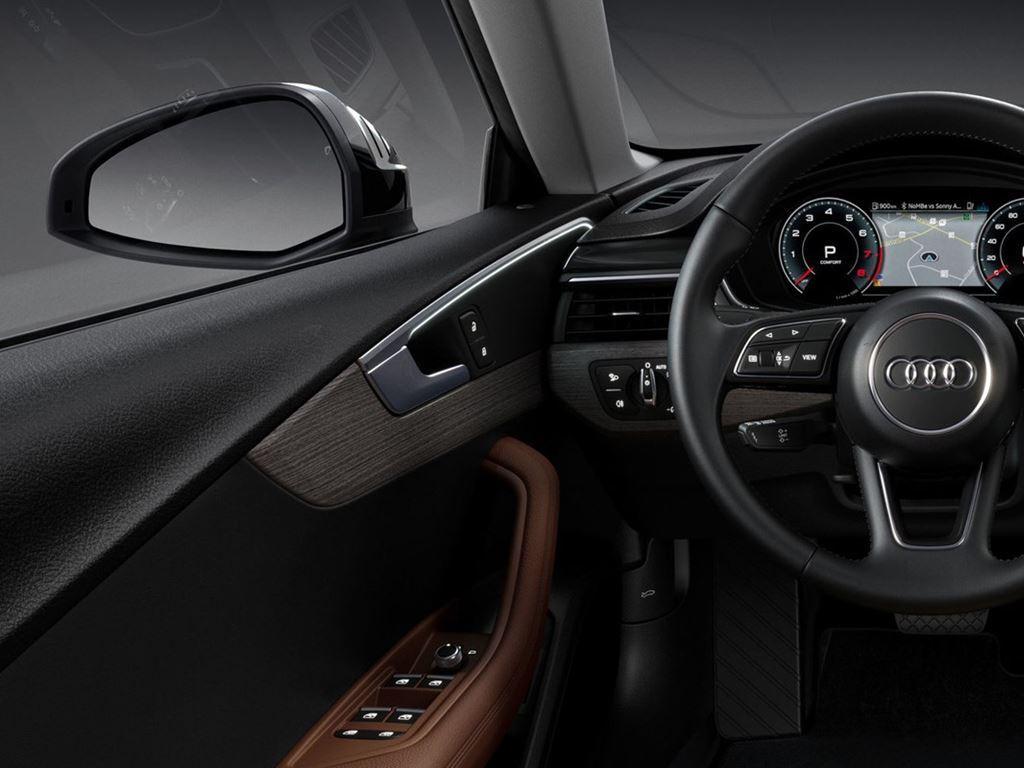 A5 Sportback Steering Whel