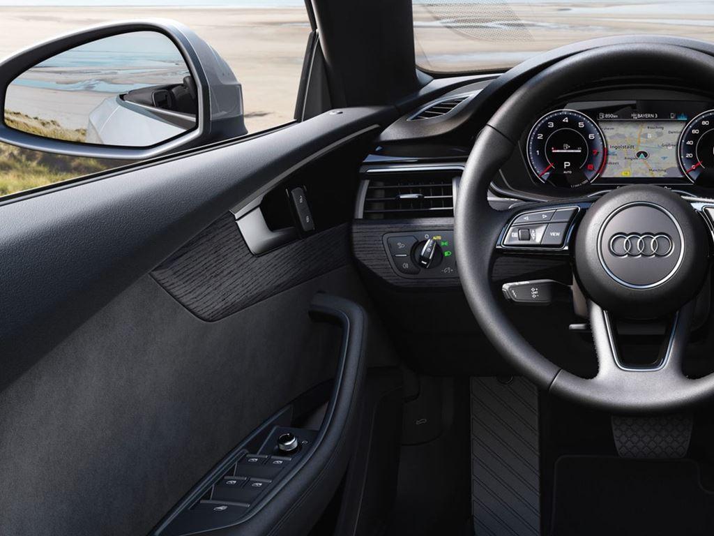 A5 Cabriolet Steering Wheel