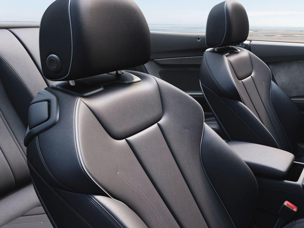 A5 Cabriolet Seats