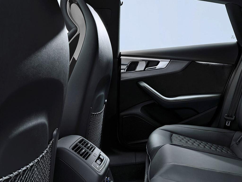 RS5 Coupe Interior Seats