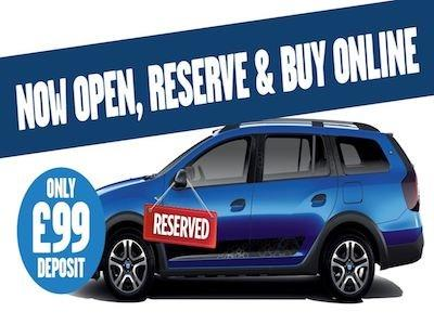 Dacia Reserve and Buy Online