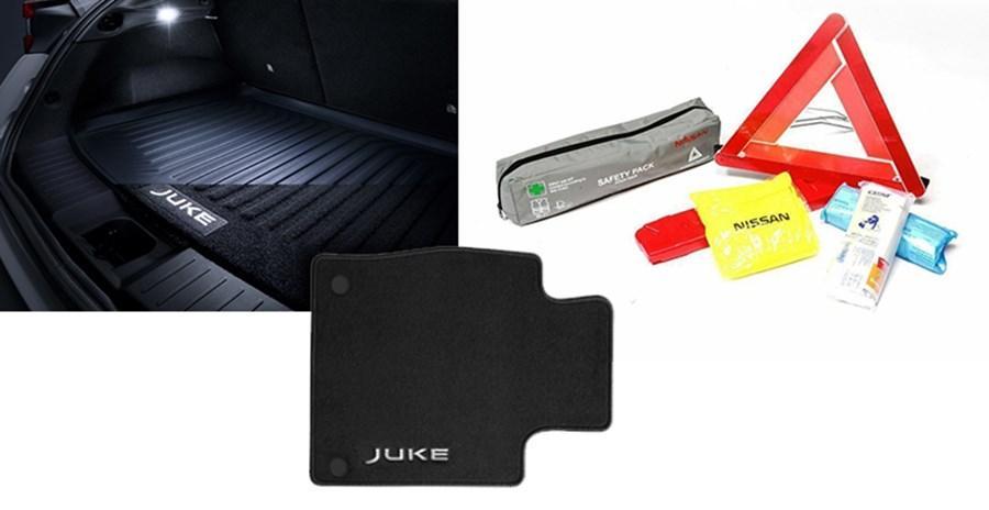 Juke Premium Pack