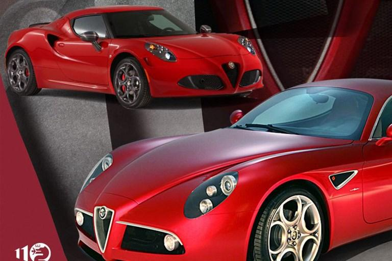 """""""STORIE ALFA ROMEO"""" THE 8C COMPETIZIONE - A SUPERCAR HOMAGE TO TRADITION WITH ONE EYE ON THE FUTURE"""
