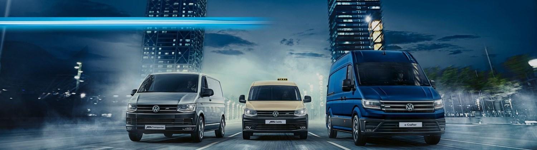 Volkswagen Electric Van Range