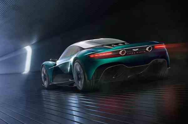 Aston Martin Vanquish Vision Coming Soon to H.R. Owen Aston Martin