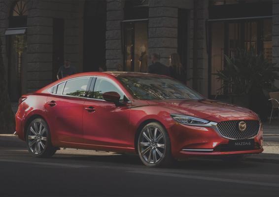 Mazda 2021 Mazda6 Saloon