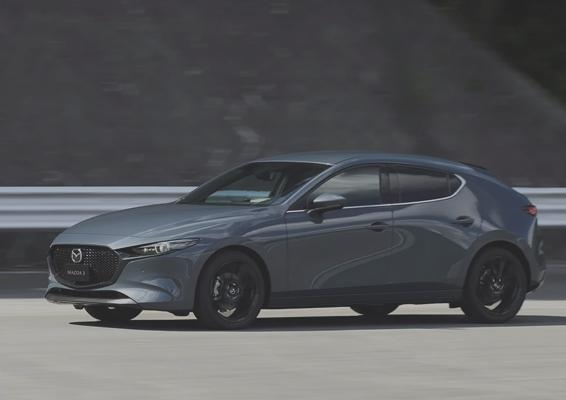 Mazda 2021 Mazda3