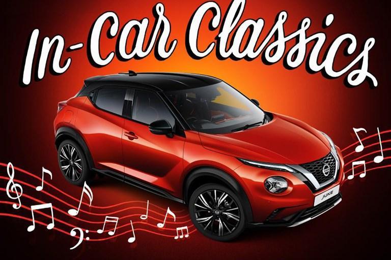 Nissan JUKE boosts spirits with new in-car classics playlist