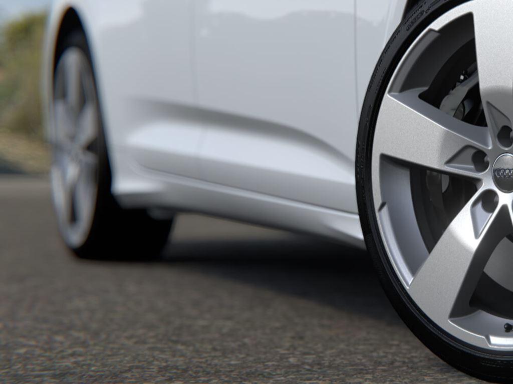 S6 Avant alloy wheels