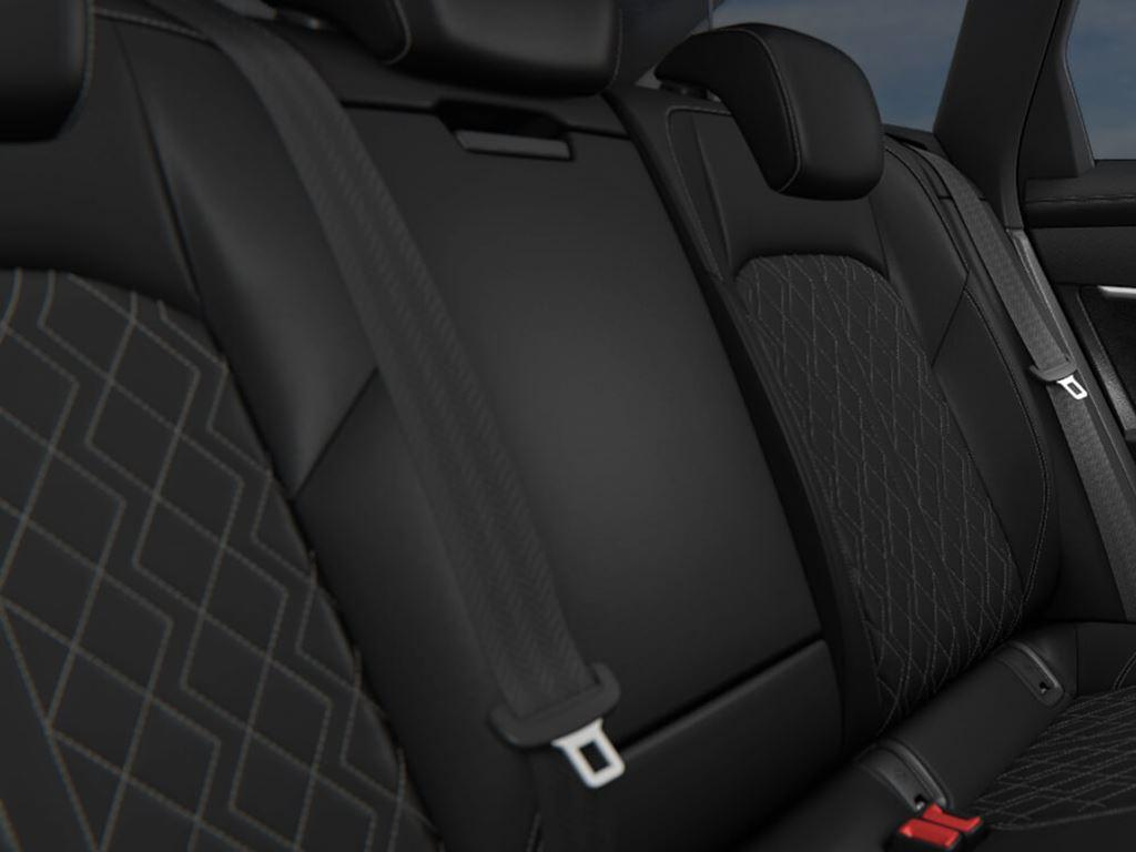 S6 Avant Rear Seats
