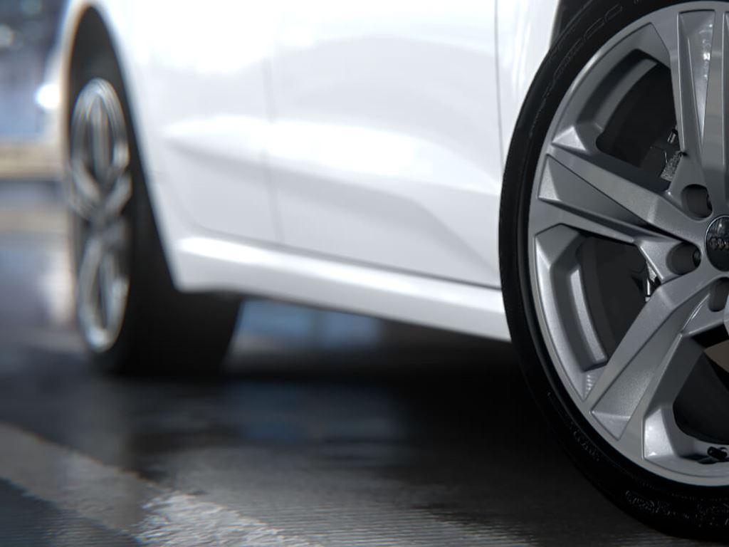 A7 Sportback alloy wheels