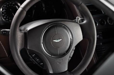 ALCANTARA STEERING WHEEL