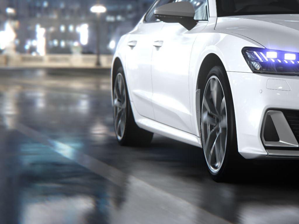 white S7 Sportback
