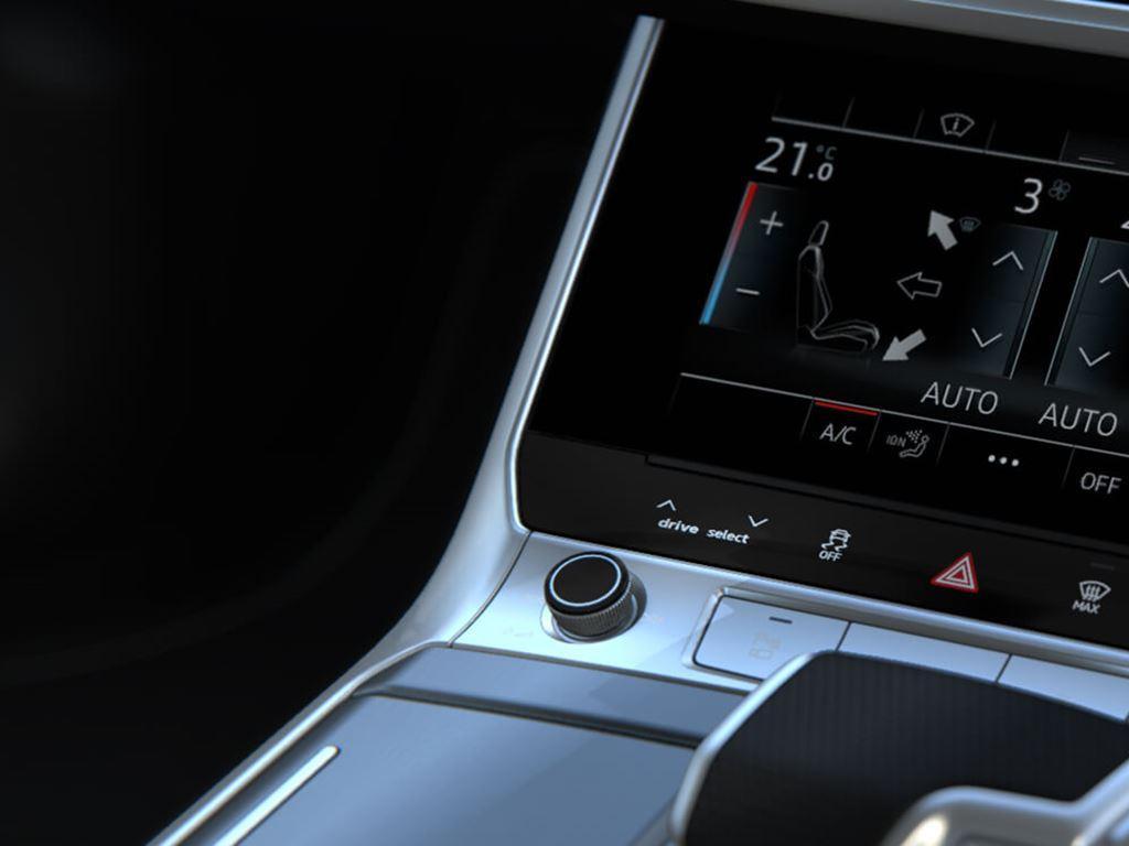 S7 Sportback Climate Control