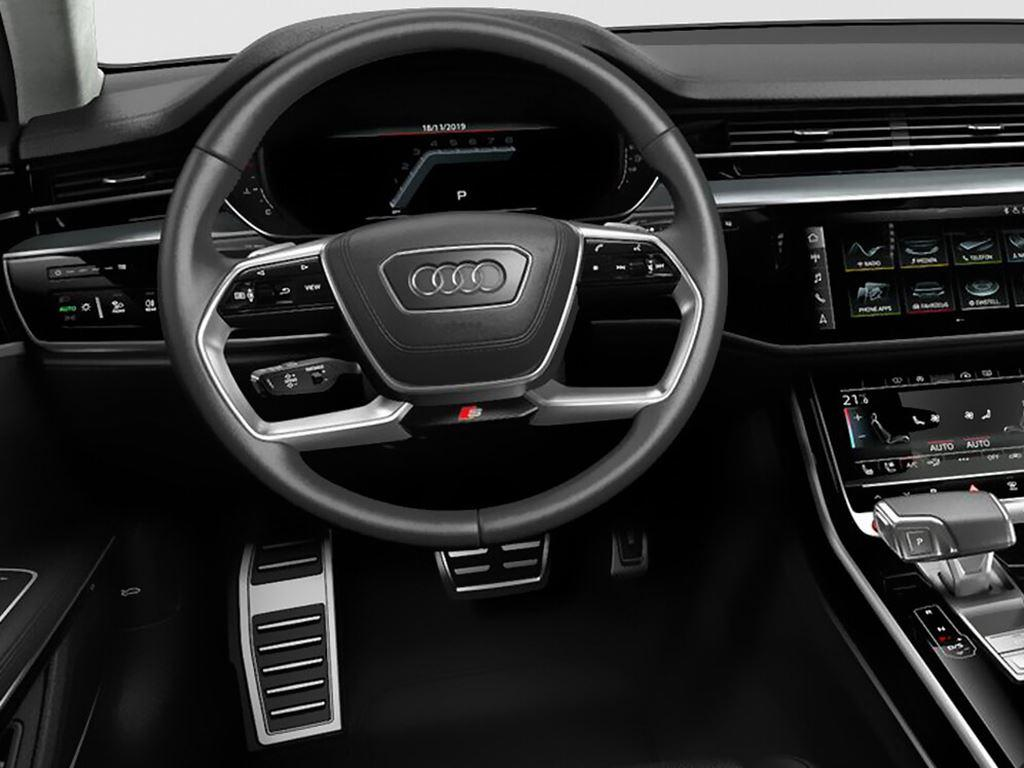 S8 Front console