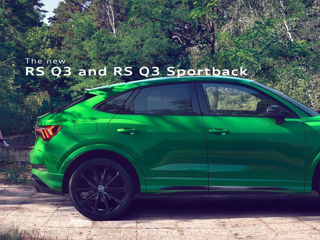 Green RS Q3