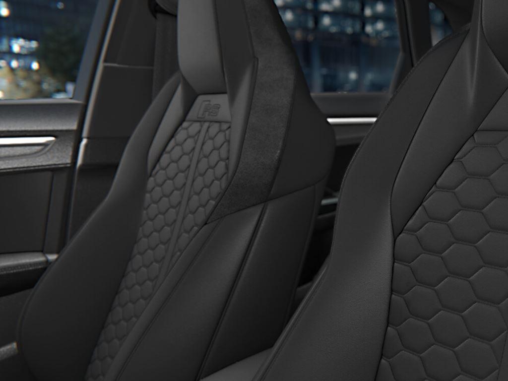RS Q3 Seats