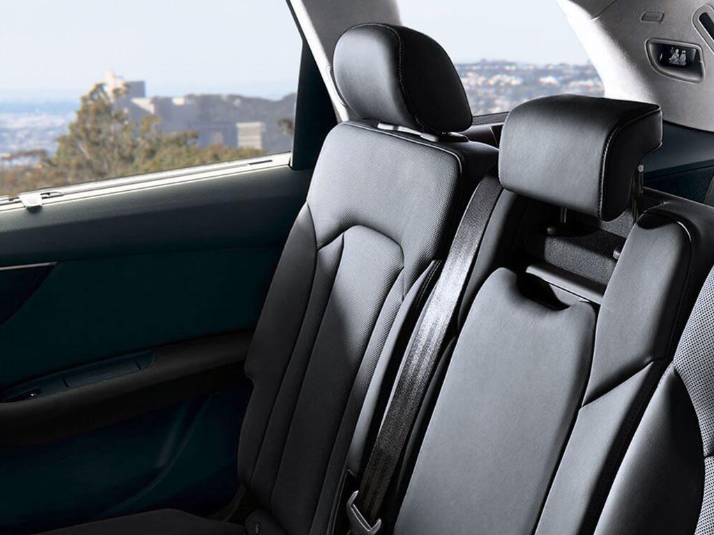 SQ7 Rear Seats