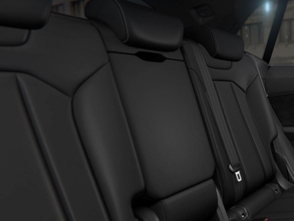 Q8 Rear Seats