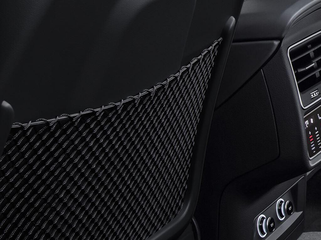 RS Q8 interior seats