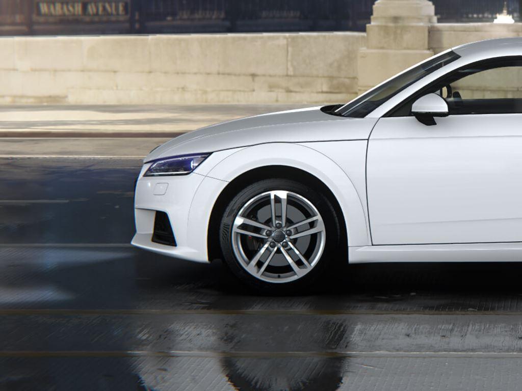 White Side TT Coupe