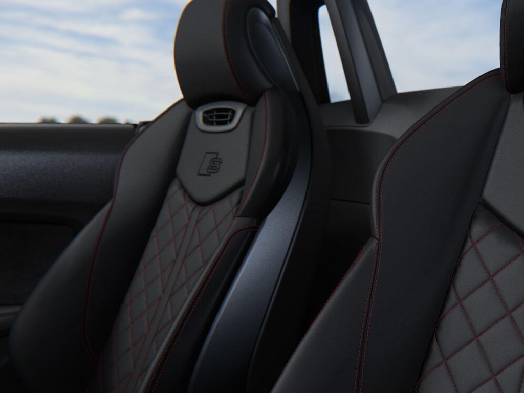 TT Roadster Seats