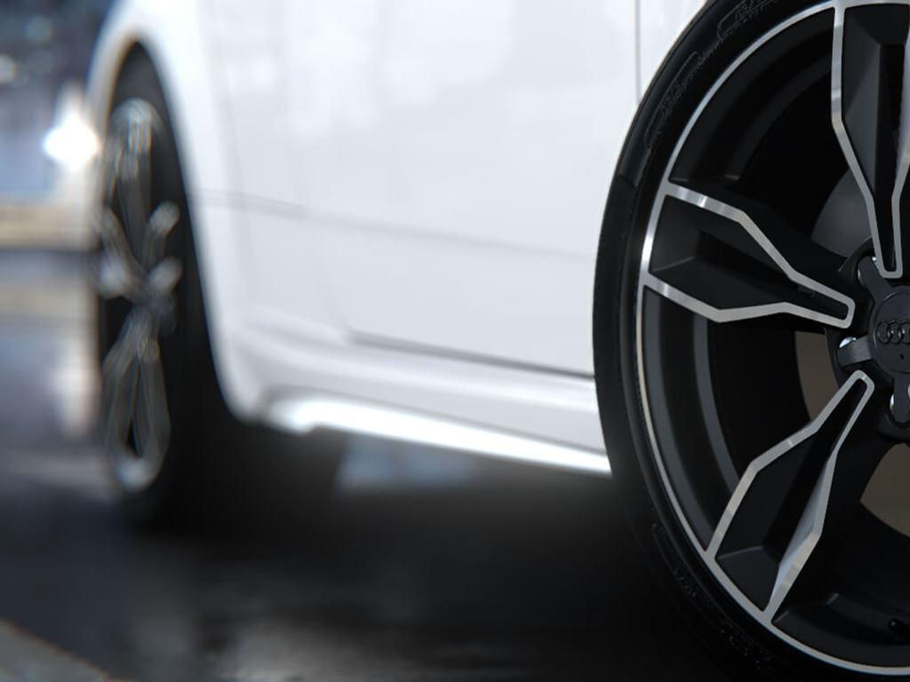 TTS Coupe alloys