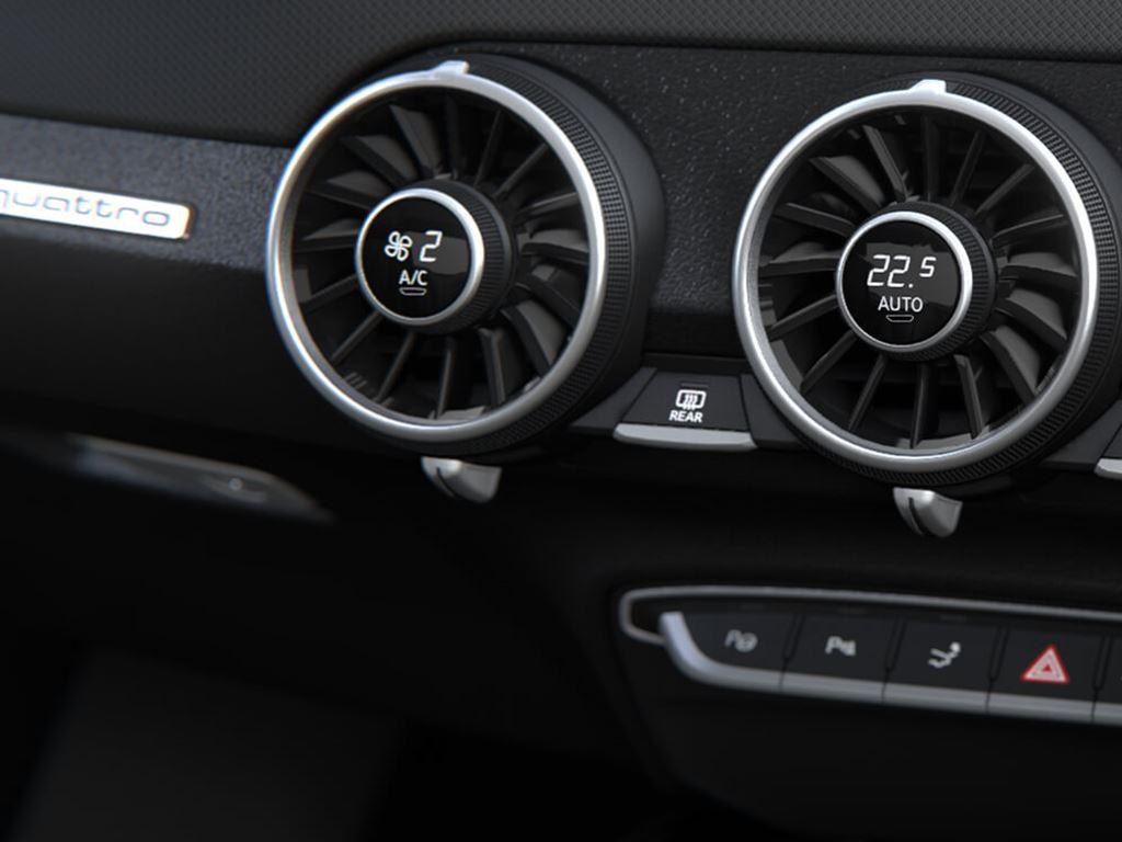 TTS Roadster air vents