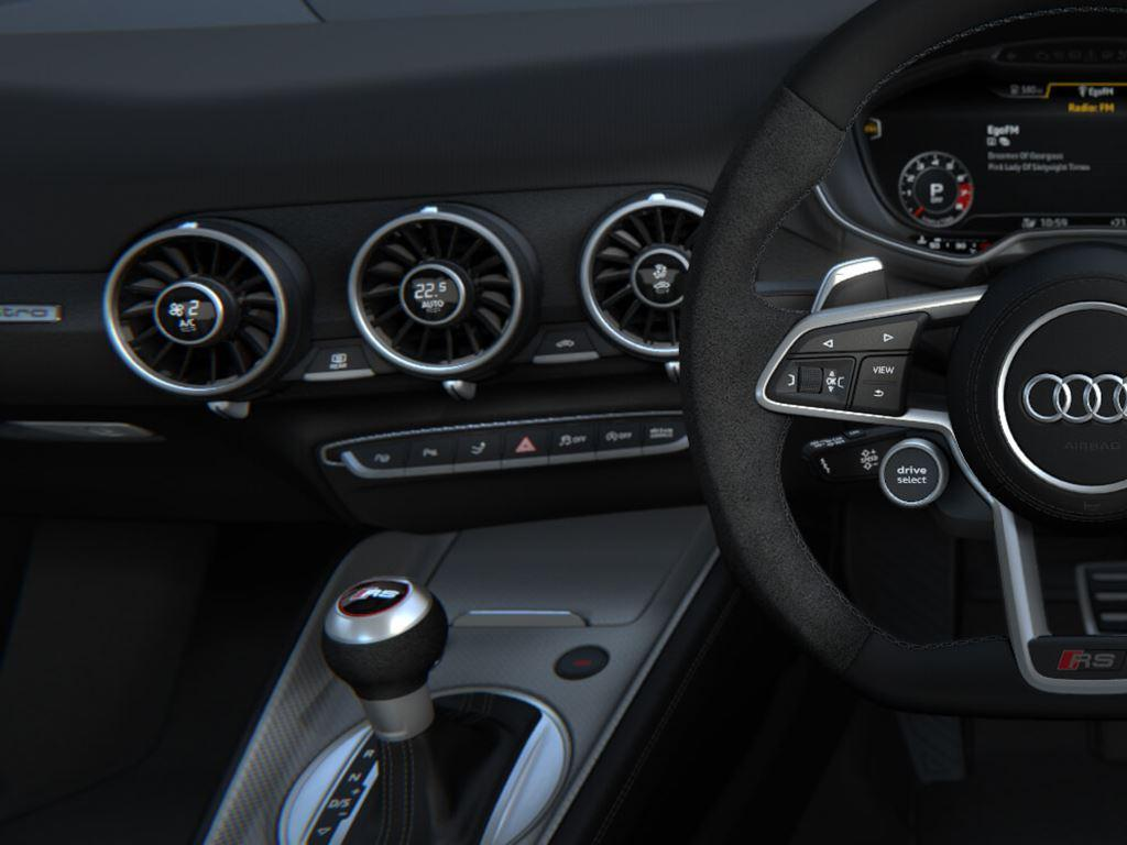 TT RS Coupe Steering Wheel