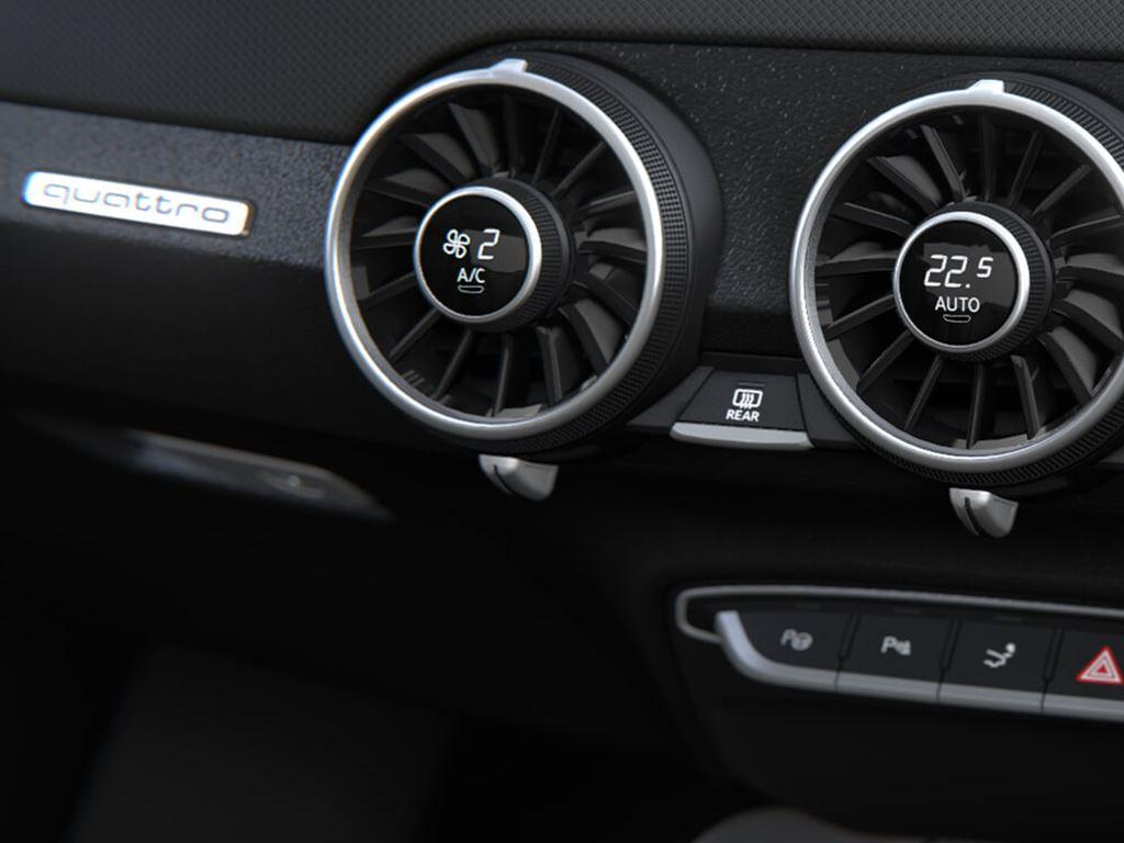 TT RS Roadster Air Conditioning