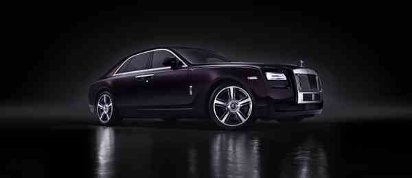 Rolls Royce Ghost V Specification