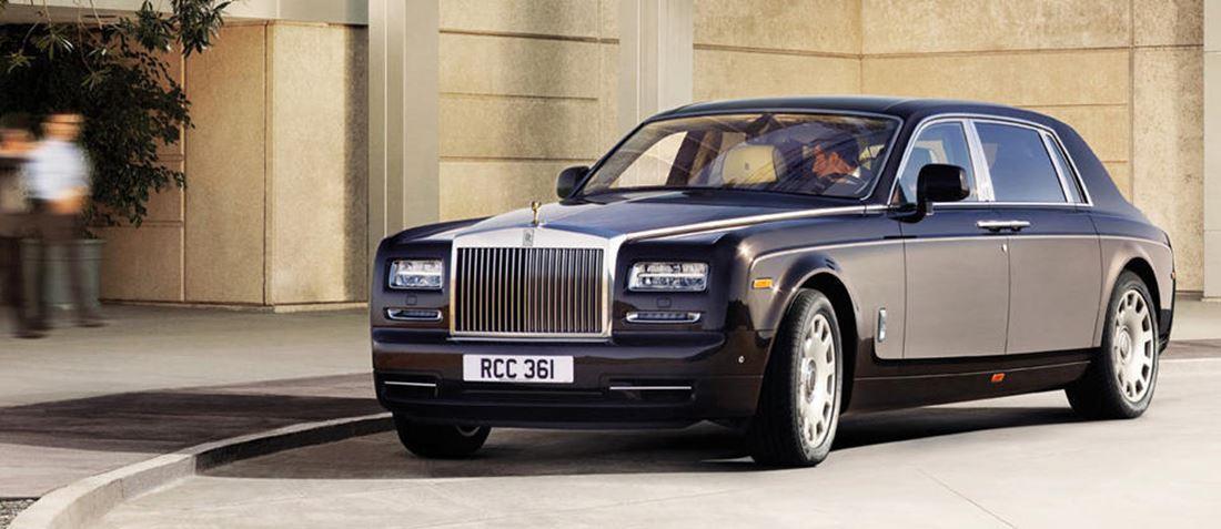 Rolls Royce Phantom Extended Wheelbase