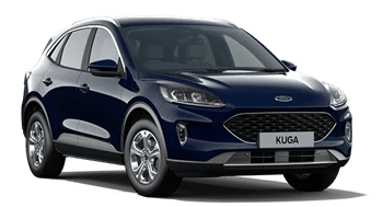 All-New Ford Kuga FHEV