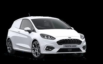 New Ford Fiesta Sport Vans EcoBoost Mild Hybrid