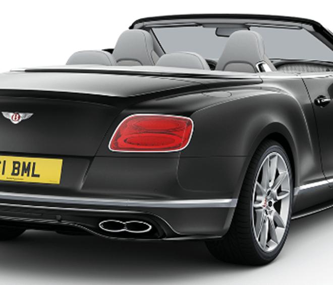 Continental GTC V8 S
