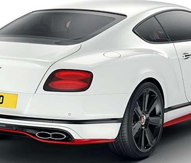 Continental GT V8s Black Edition