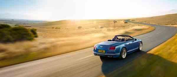 GT Speed Convertible