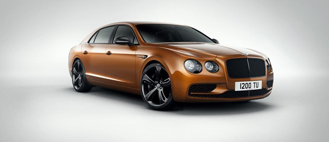 Flying Spur W12S