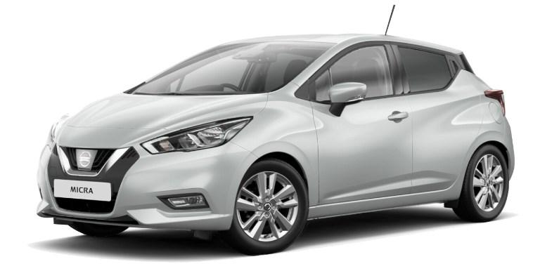Micra Low Monthly Payment PCP