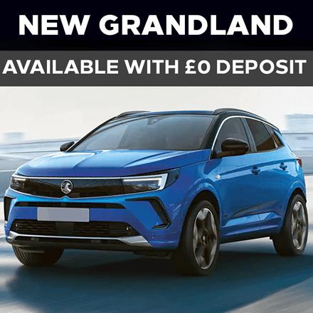 Brand New Vauxhall Grandland - £339 A Month   £0 Deposit - PCP
