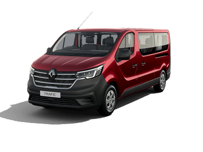 Renault TRAFIC Passenger Business Offers