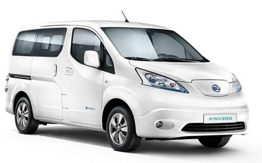 Nissan E-NV200 Evalia 40kWH 5 Seater