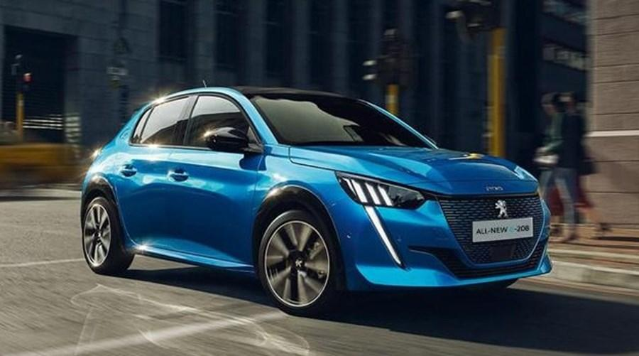 Peugeot All-new e-208 Allure Electric 50kWh 136