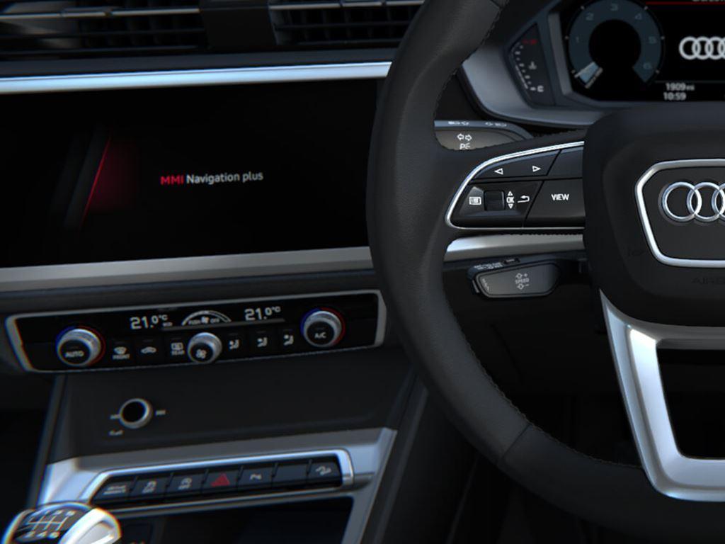 Q3 Steering Wheel