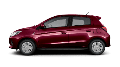 Mitsubishi Mirage PCP Offer