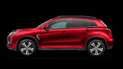 Mitsubishi ASX PCP Offer