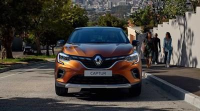 Renault CAPTUR Business Offers