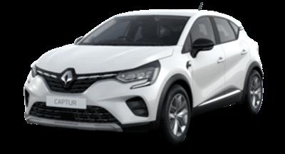 All-New Renault Captur SE Limited TCe 90 Offer