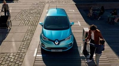 Renault Zoe Business Offers
